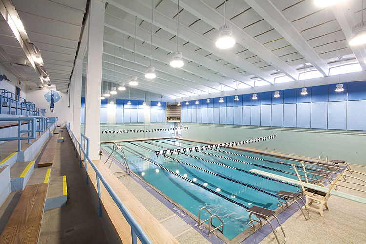 Chris johnson architectural photography higher ed for Durham university swimming pool